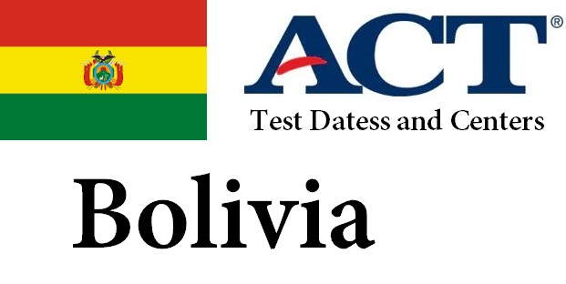 ACT Testing Locations in Bolivia