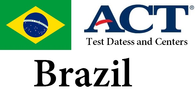 ACT Testing Locations in Brazil