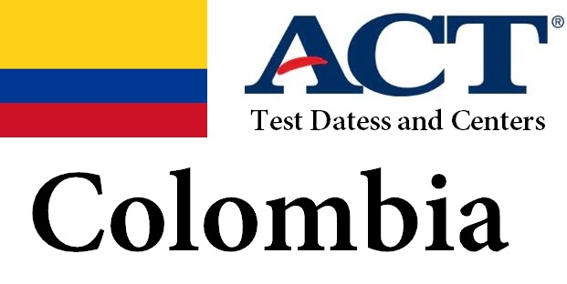 ACT Testing Locations in Colombia