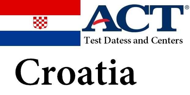 ACT Testing Locations in Croatia