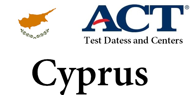 ACT Testing Locations in Cyprus