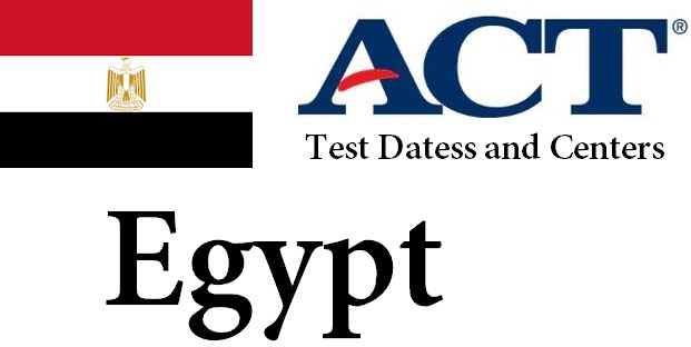 ACT Testing Locations in Egypt