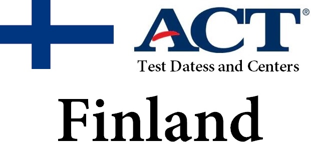 ACT Testing Locations in Finland