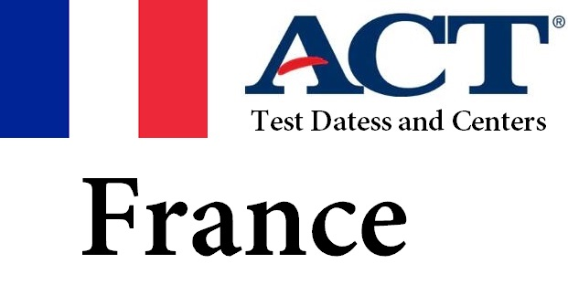 ACT Testing Locations in France
