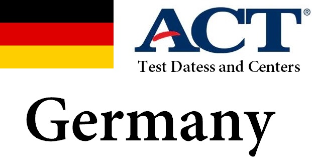 ACT Testing Locations in Germany