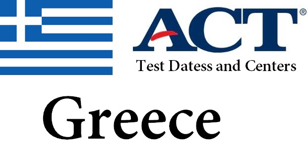 ACT Testing Locations in Greece