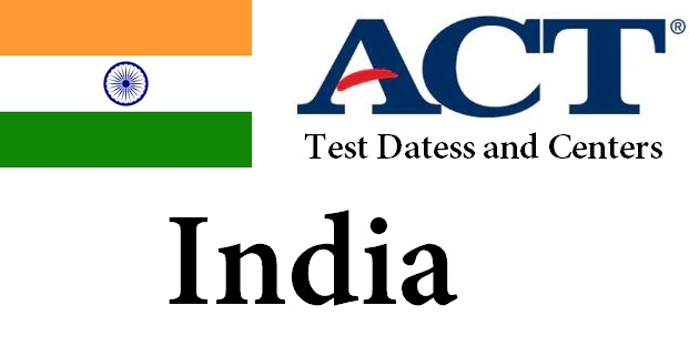 ACT Testing Locations in India