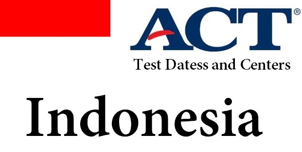 ACT Testing Locations in Indonesia