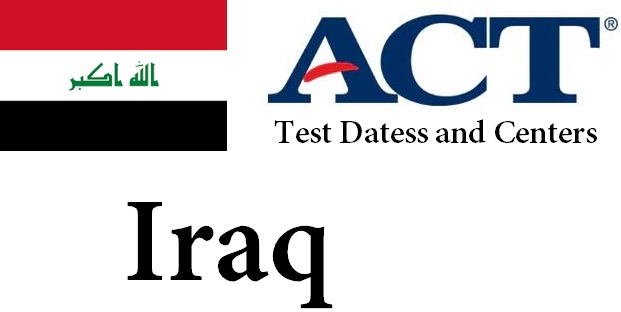 ACT Testing Locations in Iraq