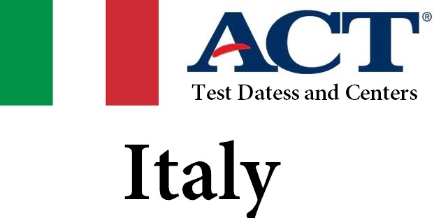 ACT Testing Locations in Italy