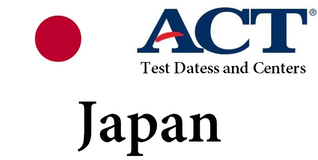 ACT Testing Locations in Japan