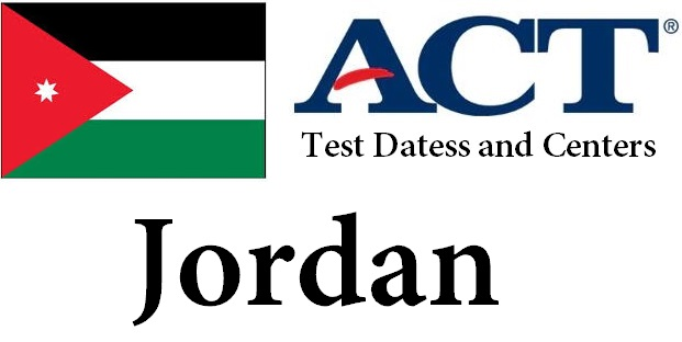 ACT Testing Locations in Jordan