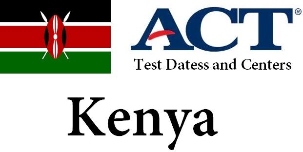ACT Testing Locations in Kenya