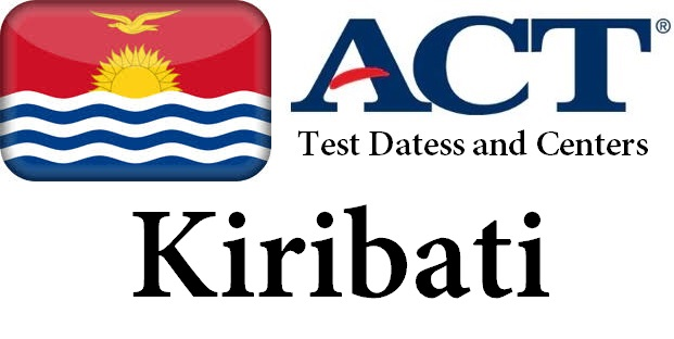 ACT Testing Locations in Kiribati