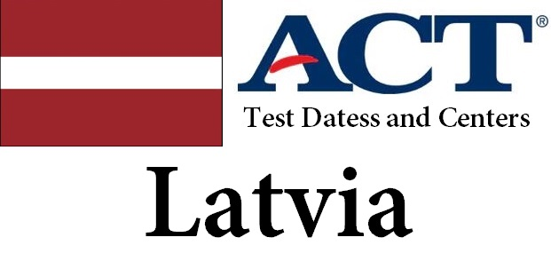 ACT Testing Locations in Latvia