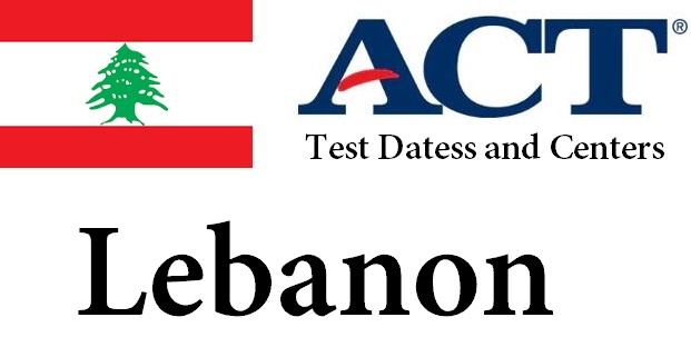 ACT Testing Locations in Lebanon