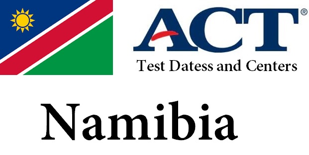 ACT Testing Locations in Namibia
