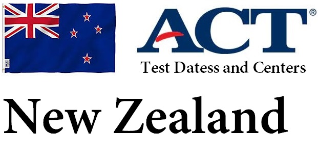 ACT Testing Locations in New Zealand