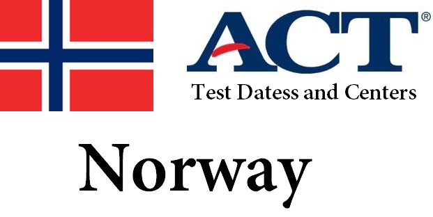 ACT Testing Locations in Norway