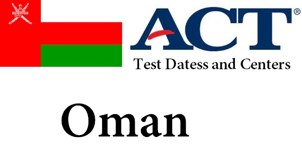 ACT Testing Locations in Oman