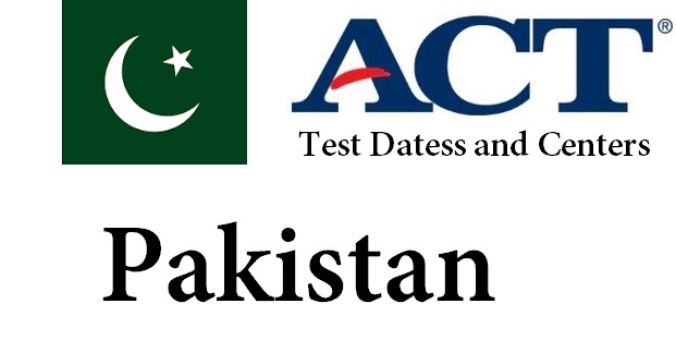 ACT Testing Locations in Pakistan