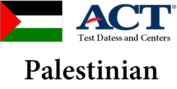 ACT Testing Locations in Palestinian Territory, Occupied