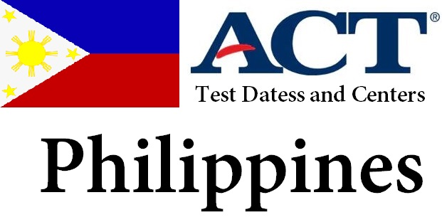 ACT Testing Locations in Philippines