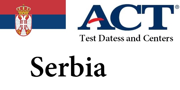 ACT Testing Locations in Serbia