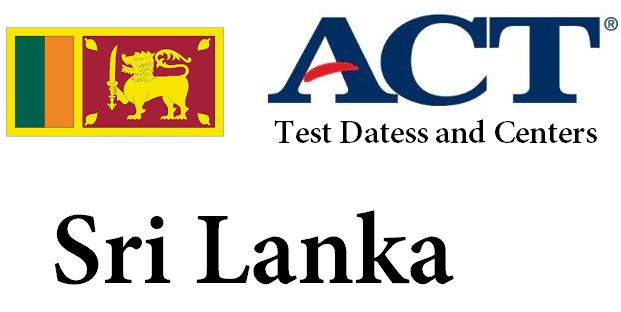 ACT Testing Locations in Sri Lanka