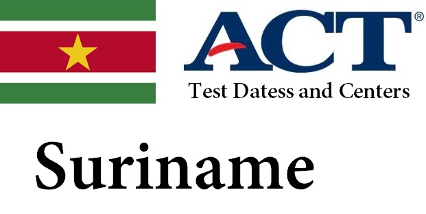 ACT Testing Locations in Suriname