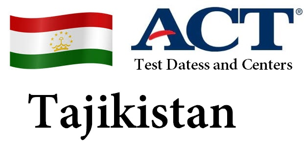 ACT Testing Locations in Tajikistan