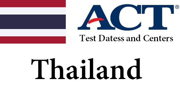 ACT Testing Locations in Thailand