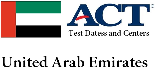 ACT Testing Locations in United Arab Emirates