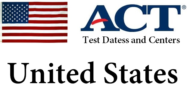 ACT Testing Locations in United States