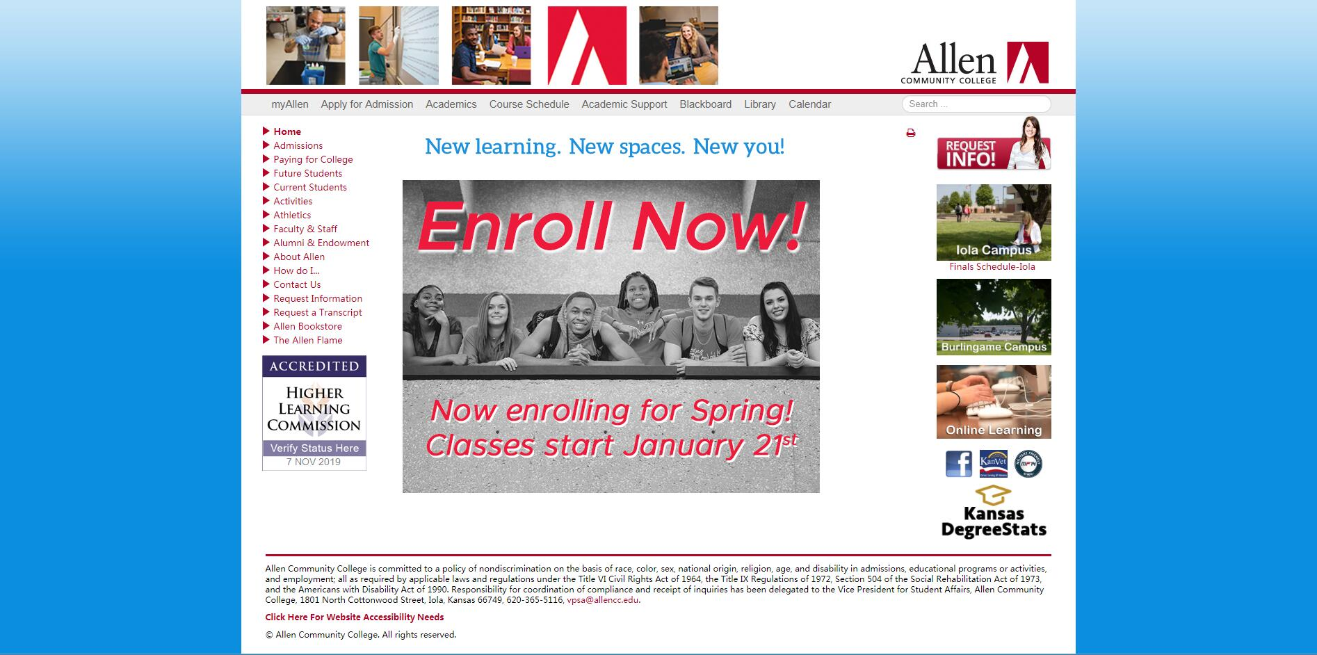 Allen County Community College