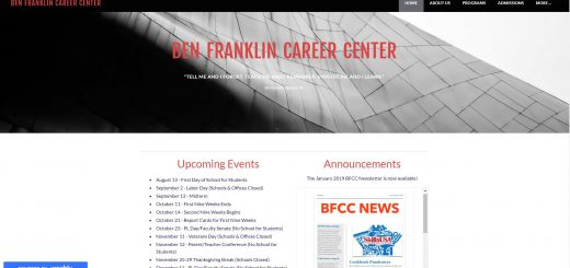 Ben Franklin Career Center