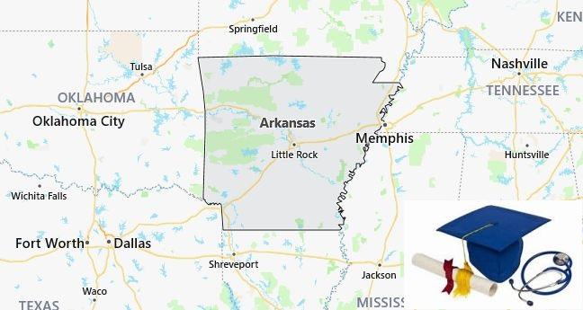 Best Colleges for Nursing in Arkansas
