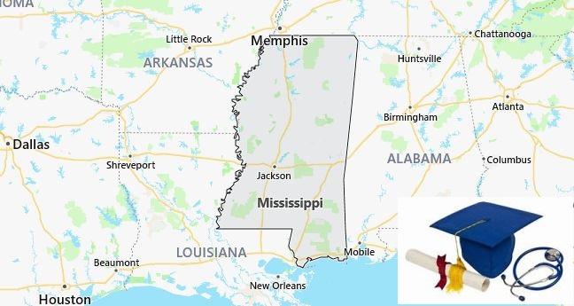 Best Colleges for Nursing in Mississippi