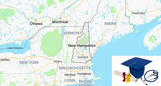 Best Colleges for Nursing in New Hampshire