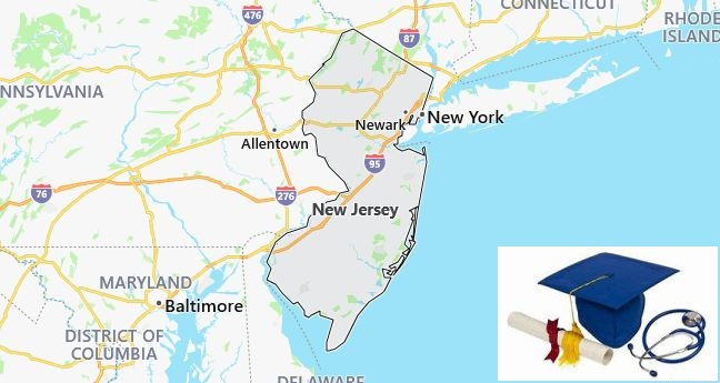 Best Colleges for Nursing in New Jersey