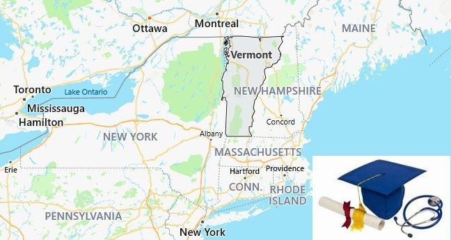 Best Colleges for Nursing in Vermont
