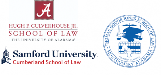 Best Law Schools in Alabama