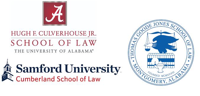 Best Law Schools in Alabama