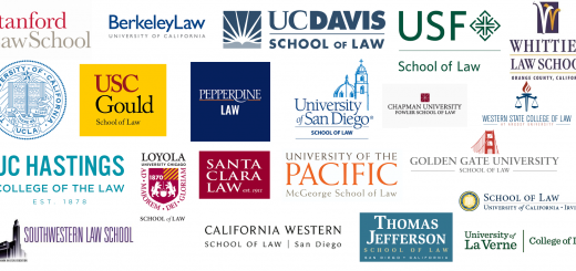 Best Law Schools in California