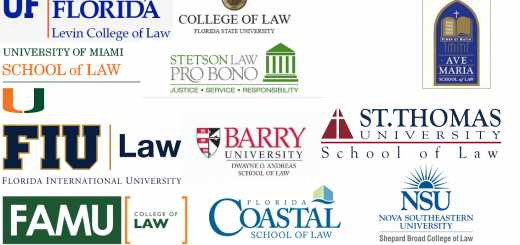 Best Law Schools in Florida