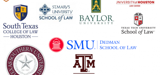 Best Law Schools in Texas