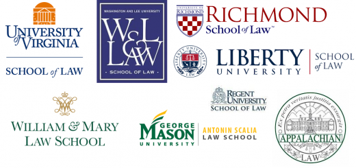 Best Law Schools in Virginia