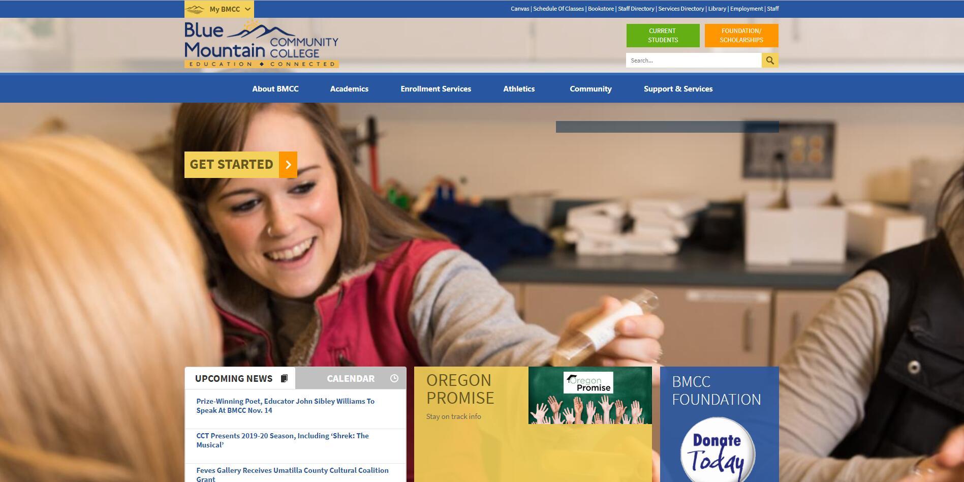 Blue Mountain Community College