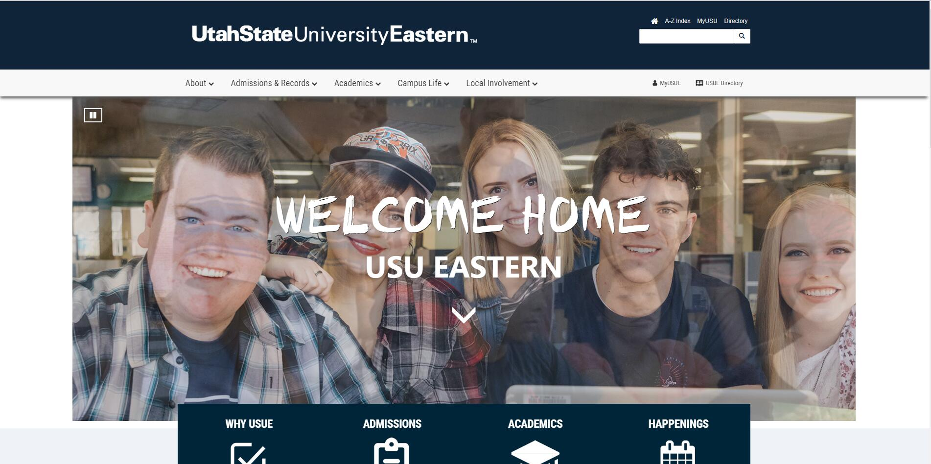 College of Eastern Utah