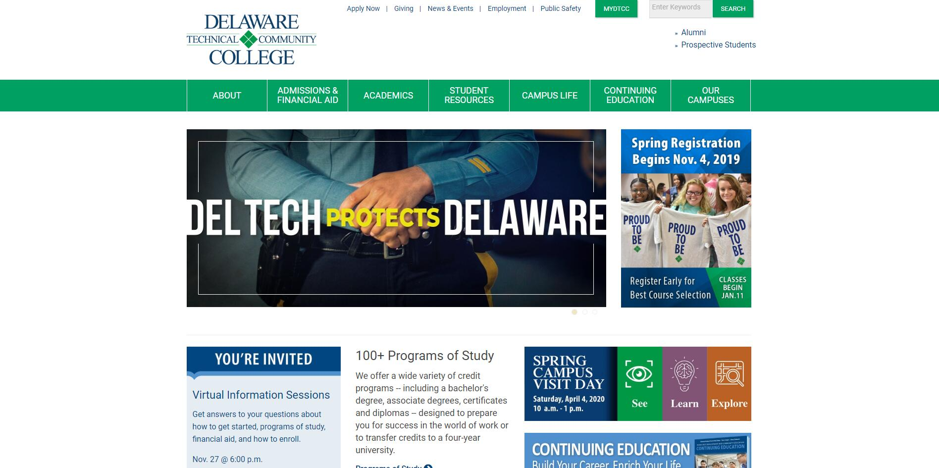 Delaware Technical and Community College-Stanton-Wilmington